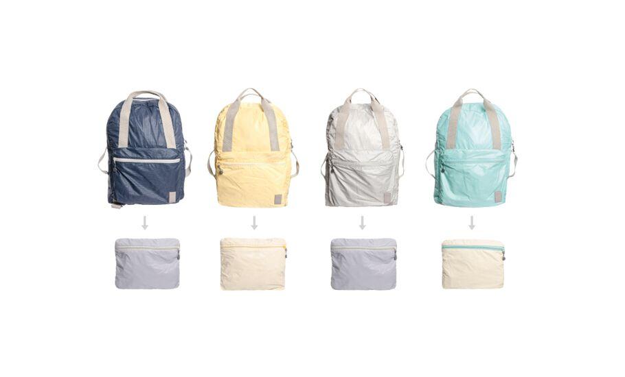 Lefrik moda sostenible mochilas bolsas viajes complementos