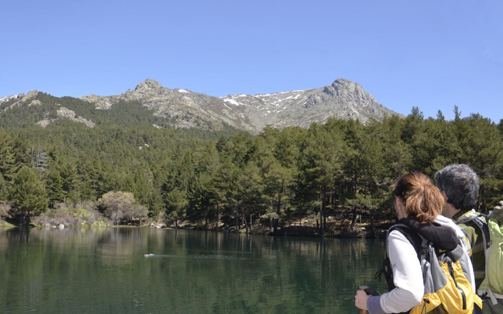 Turismo Sostenible Sierra de Guadarrama Adesgam Madrid Ecoturismo