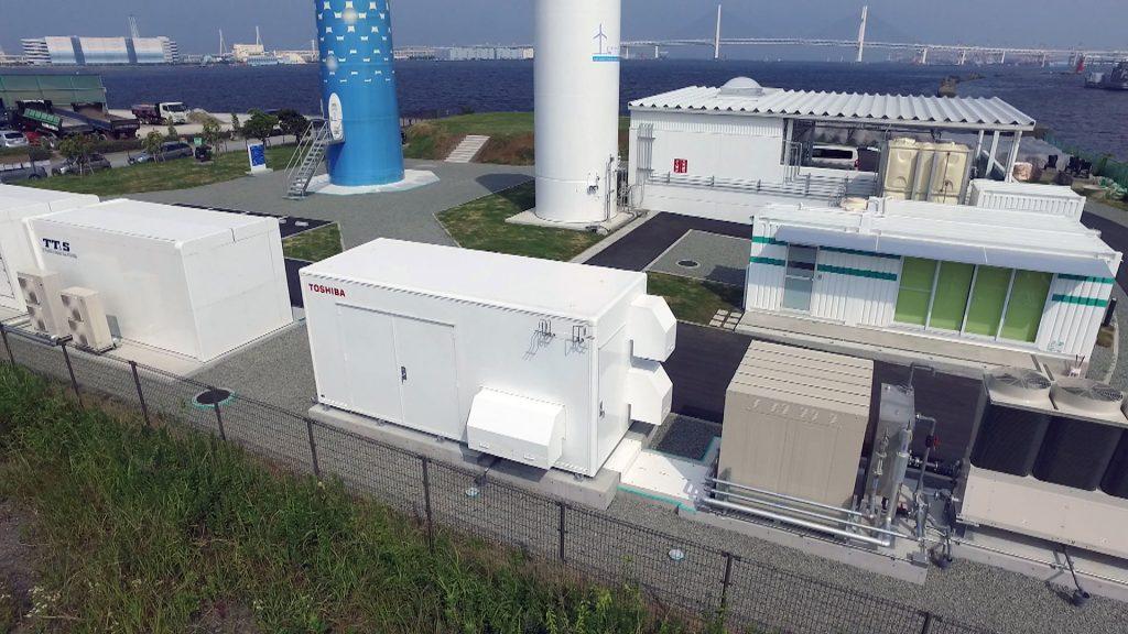 Toyota hidrógeno apoyo investigación