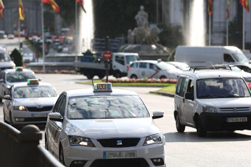 Ordenanza Taxi ecológico cero emisiones Ayuntamiento de Madrid