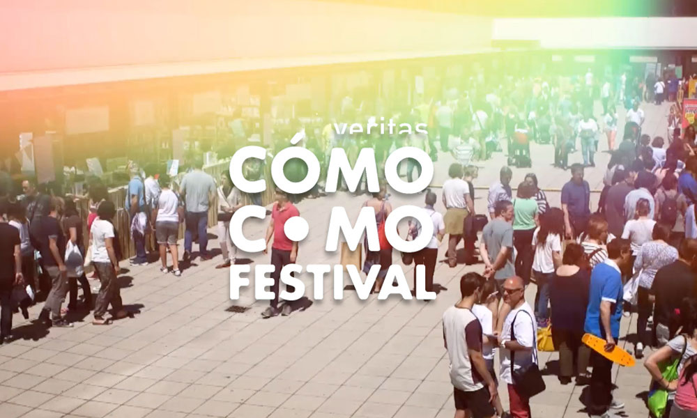 Cómo Como Festival, gastronomía eco y sana para todos los públicos
