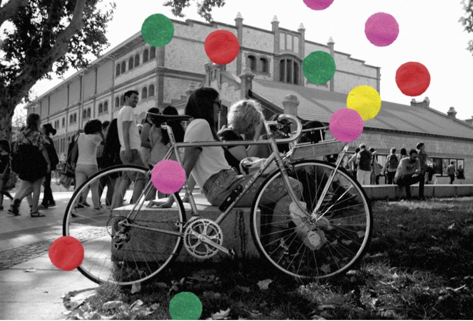 FestiBal con B de Bici Matadero Madrid