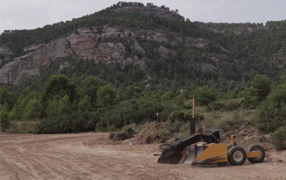 Salvemos El Arabi Yecla Macrogranja contaminación Purines