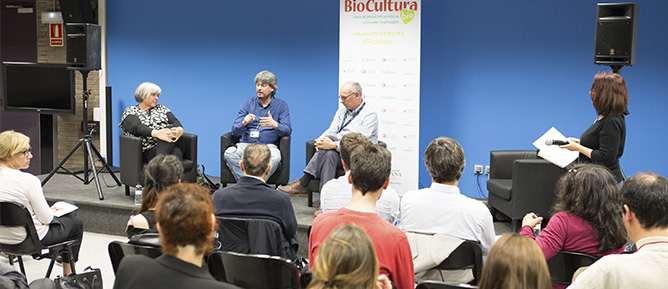 Biocultura Madrid 2017 Actividades programa alimentación ecológica