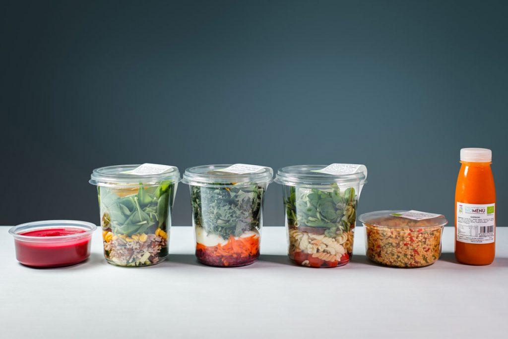 Biomenu alimentos ecologicos Supermercado