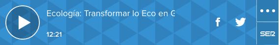 Biomenu catering ecologico comida para llevar Madrid entrevista Cadena SER