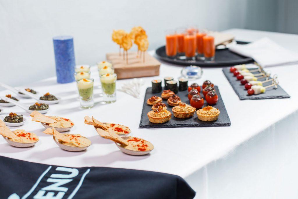 Biomenú catering ecologico comida para llevar Madrid