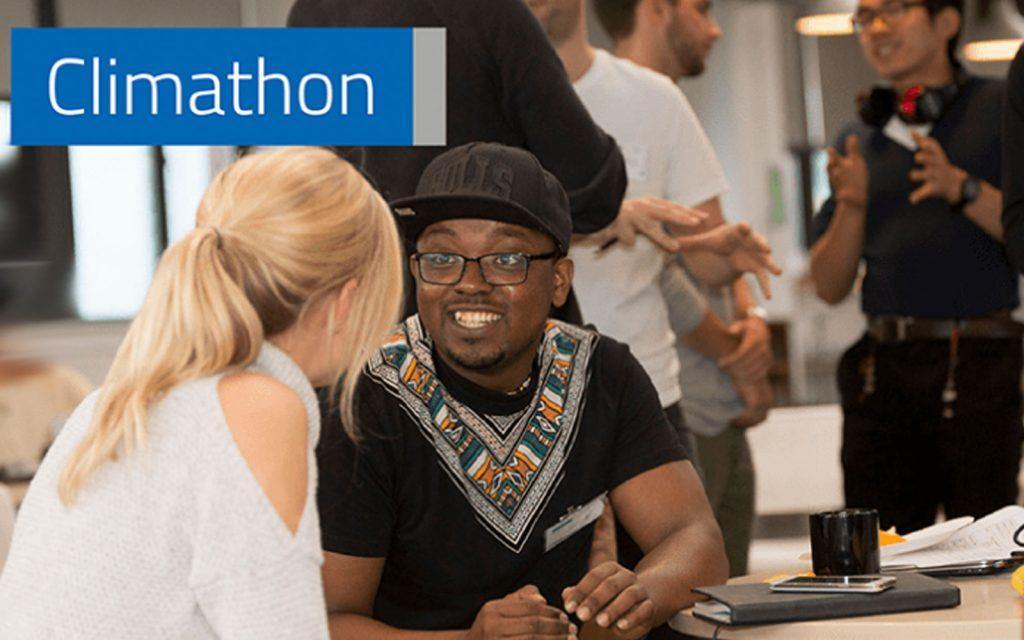 Climathon emprendedores medio ambiente cambio climático