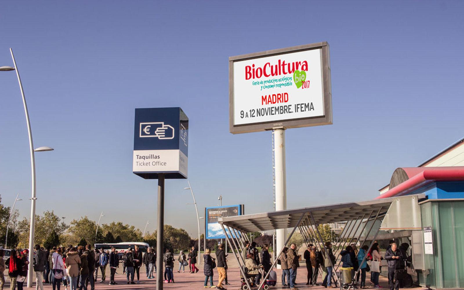 BioCultura llega a Madrid con nuevas propuestas y actividades