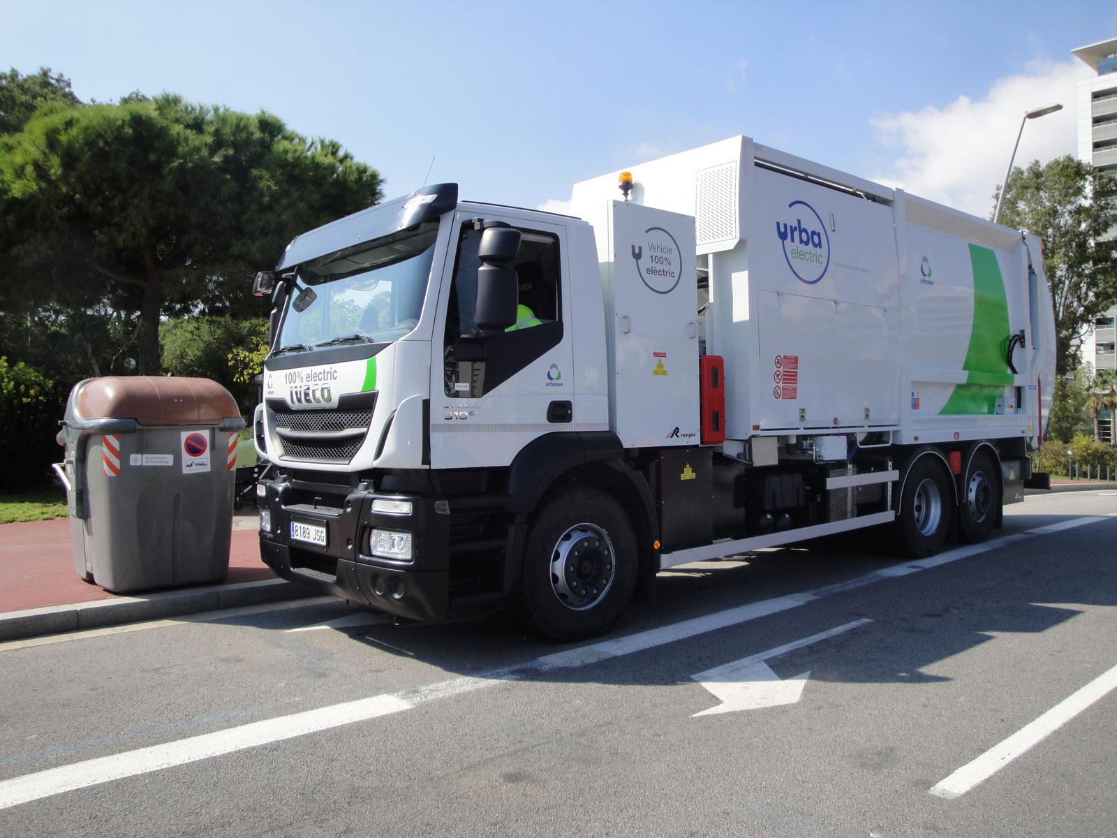 La recogida de basura ya contamina menos