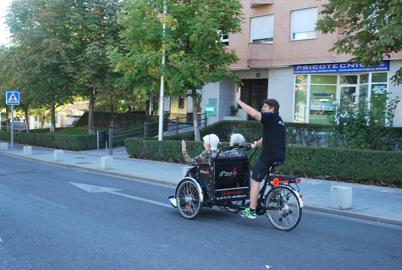Dpaseo paseos en bicicleta electrica para mayores