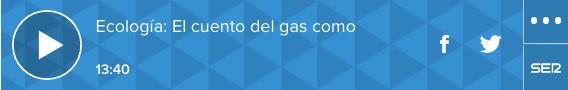 Ecologistas en Acción Cadena SER lobby Gas Europa