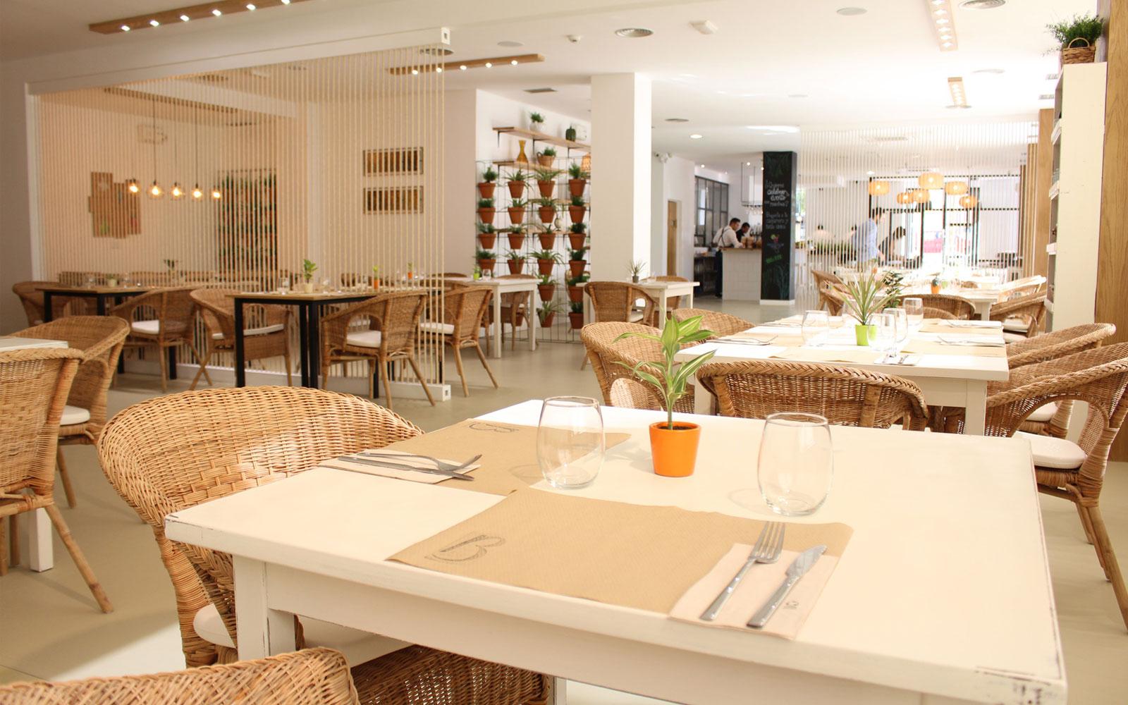 Restaurante Ecologico El Bancal Organic Food Las Rozas