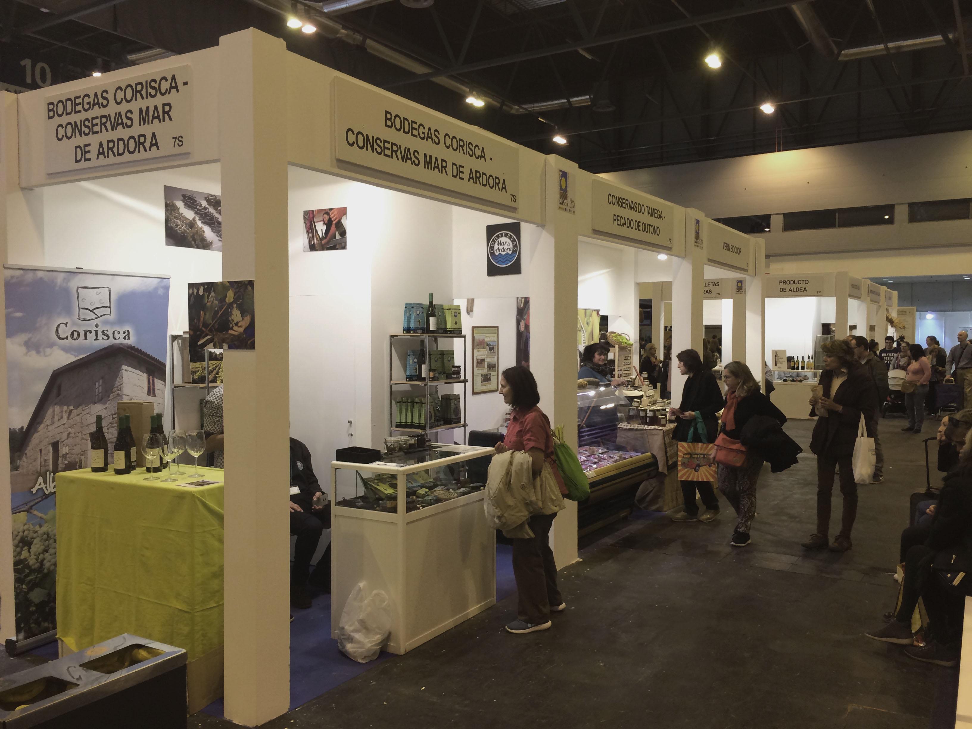 Biocultura mostrará el sabor ecológico de Galicia