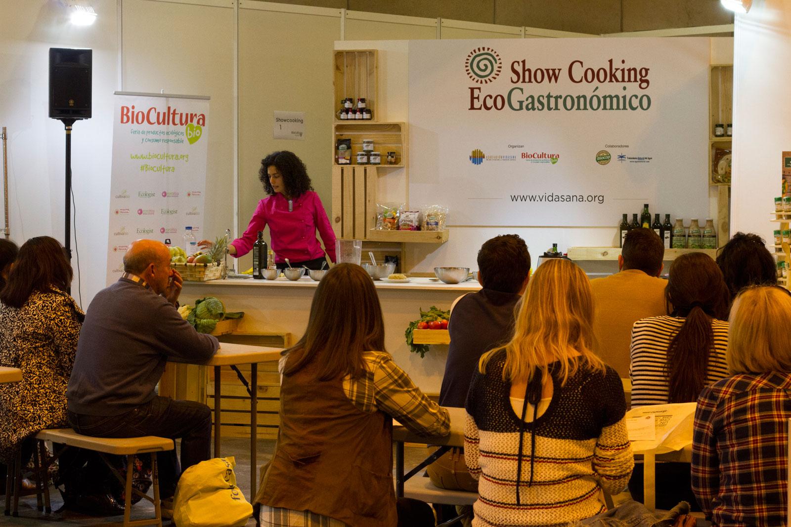 Cocina ecologica formacion chef vida sana