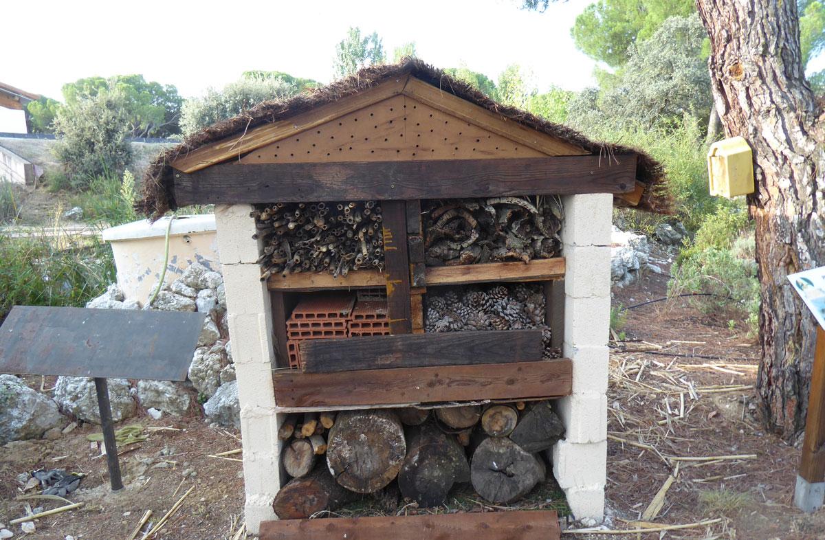 GREFA Centro de Naturaleza recuperacion animales educación ambiental Majadahonda