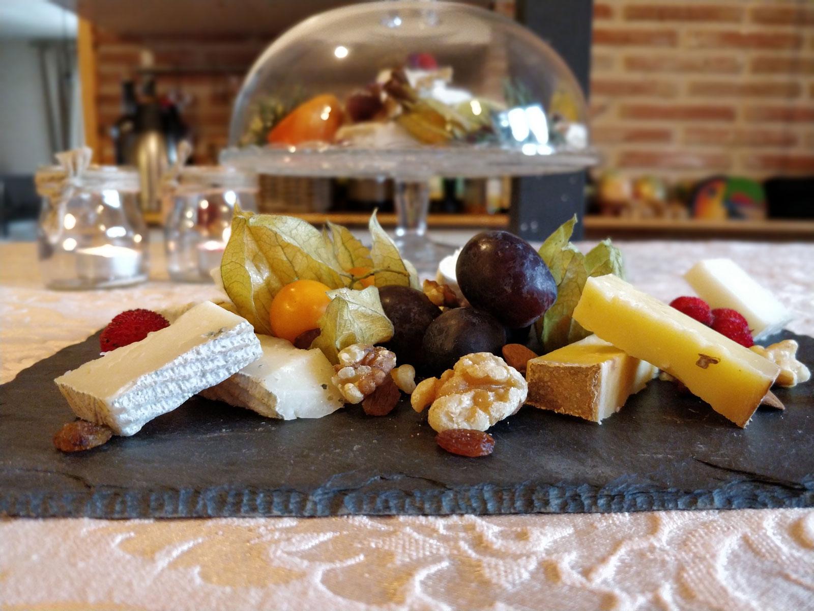 Los quesos artesanales que protegen la Sierra de Guadarrama