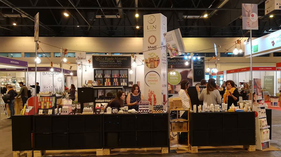 La Rueda Natural Compresa higiene femenina ecológica salud Nur