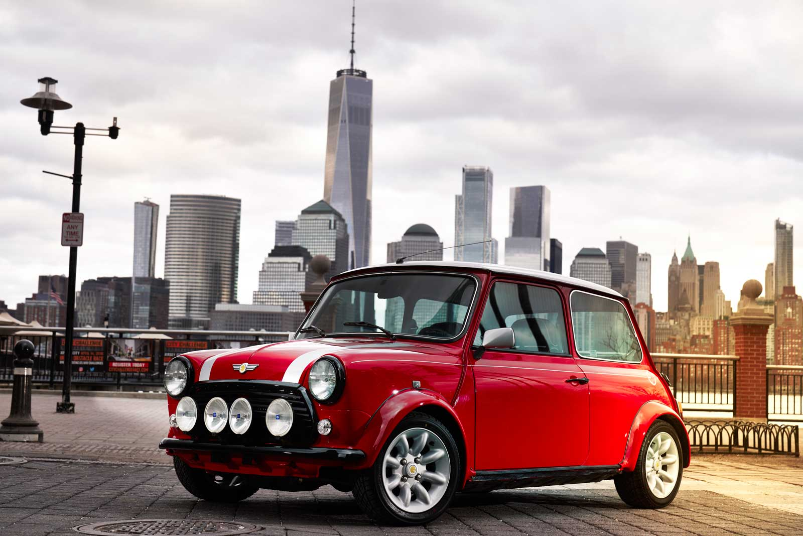 Mini Electric Mini Clásico Eléctrico