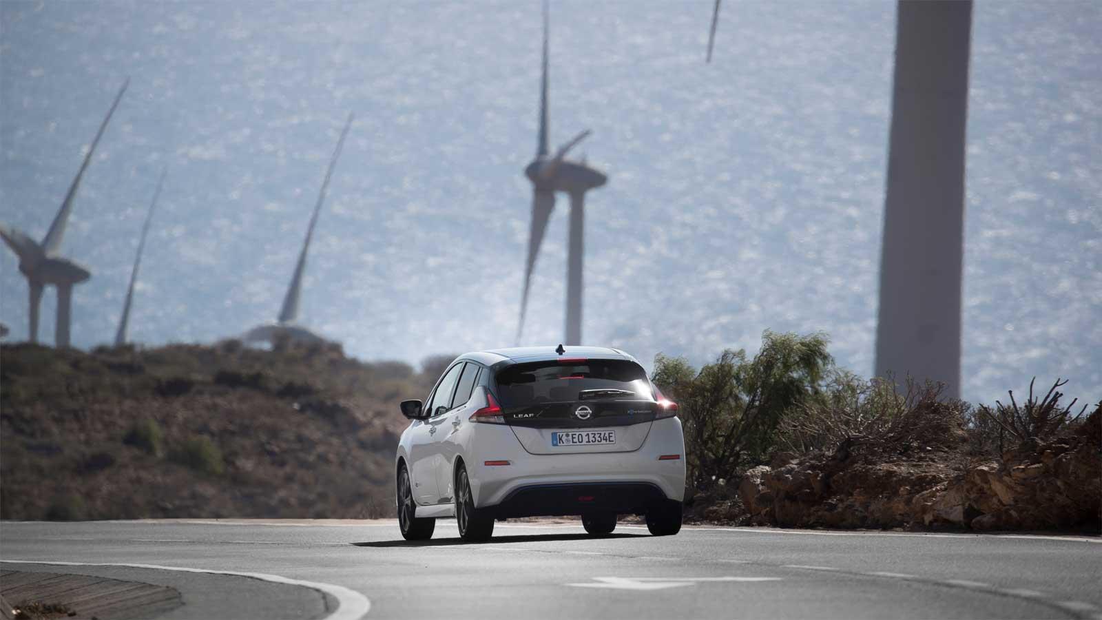 Nissan M.O.V.E. to 2022 Nissan vehículos eléctricos