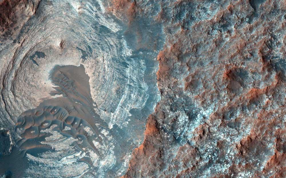 Conquista de Marte HP Mars Planet Algi IED Madrid Ecología