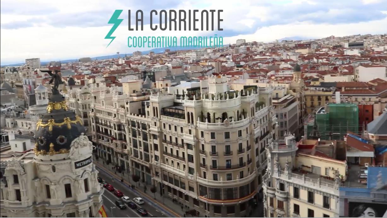 Madrid se enchufa a La Corriente