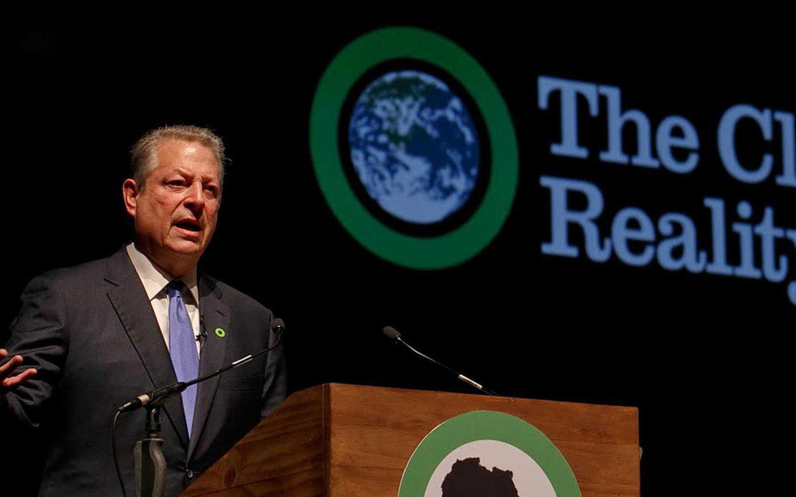 Se buscan líderes para frenar la crisis ambiental