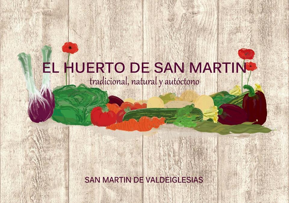 Maria Victoria Serrano El Huerto de San Martin de Valdeiglesias agricultura Ecologica Madrid