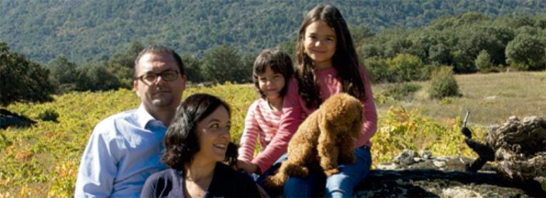 Maria Victoria Serrano El Huerto de San Martin de Valdeiglesias agricultura Ecológica Madrid