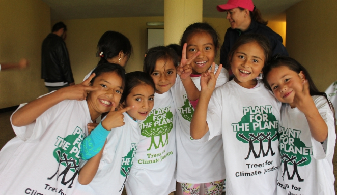 Apadrinaunolivo.org Plants for the planet educación ambiental