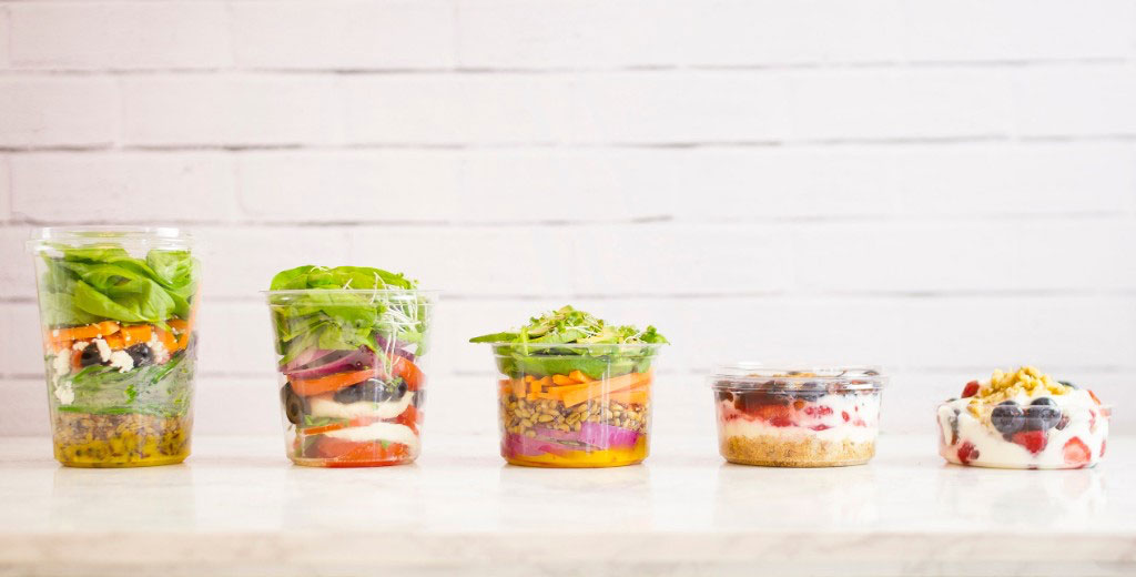 Klimer packaging ecológico biodegradable take away comida para llevar