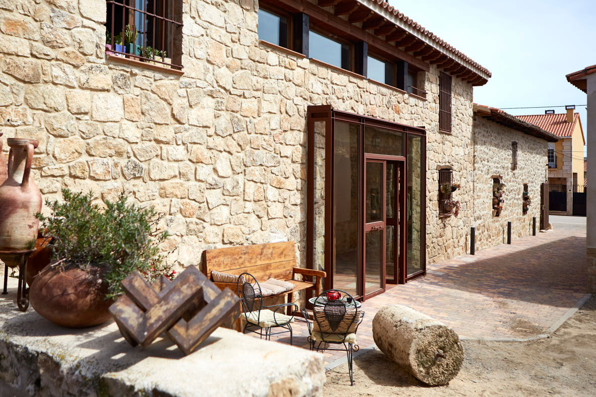 Casa Rural Melones Patones Turismo Rural Ecológico Madrid