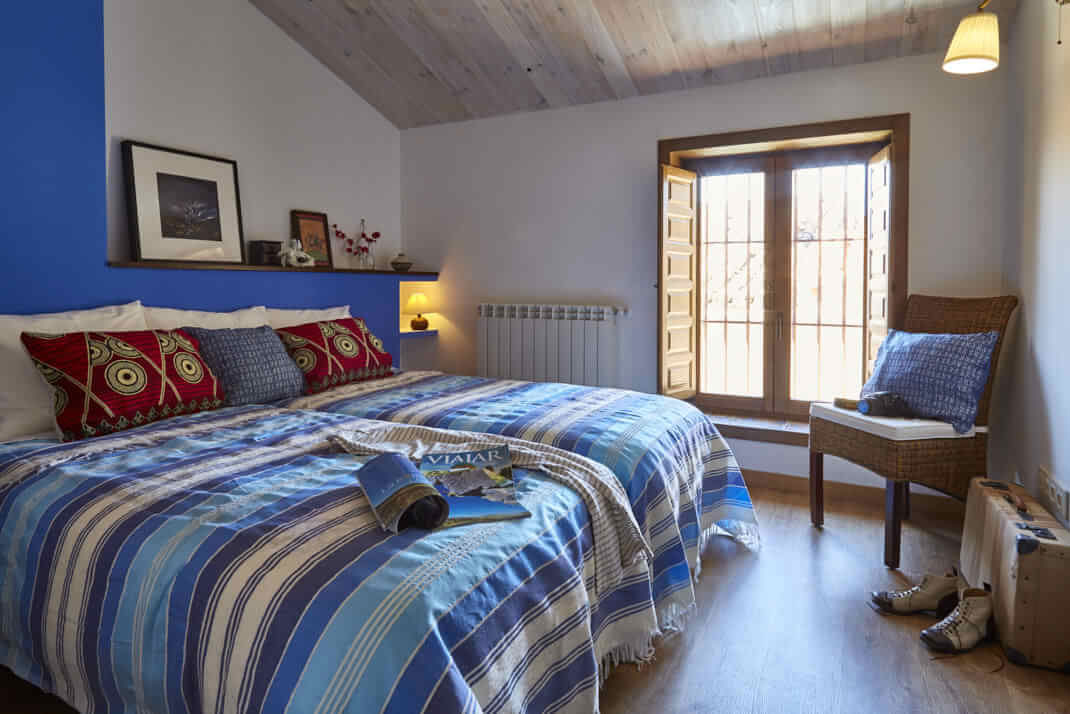 Casa Rural Melones Patones Turismo ecologico Madrid