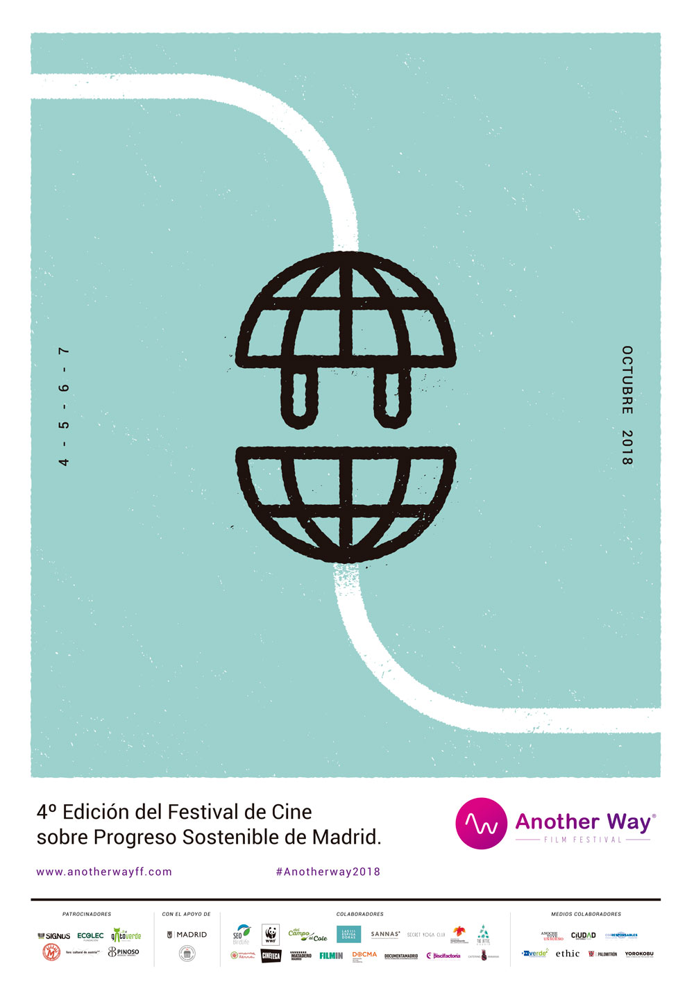 Another Way Film Festival 2018 Cine medio ambiente películas ecología