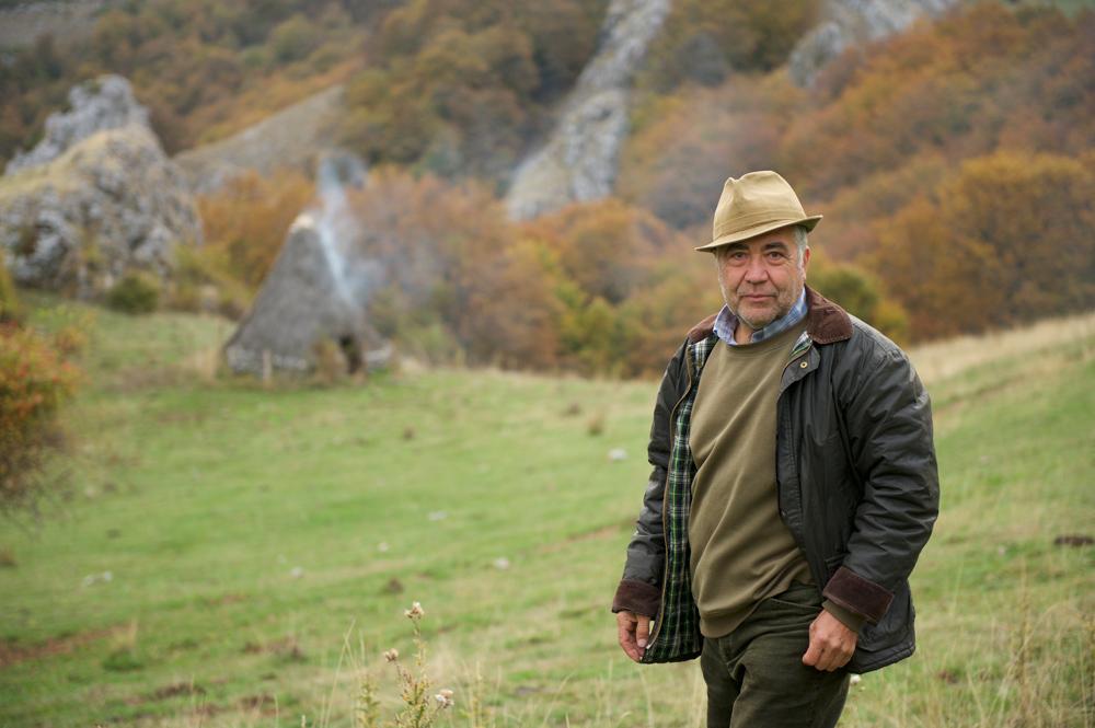 Barbacana la huella del lobo película Arturo Menor prevención ataques lobos Pastor ovejas