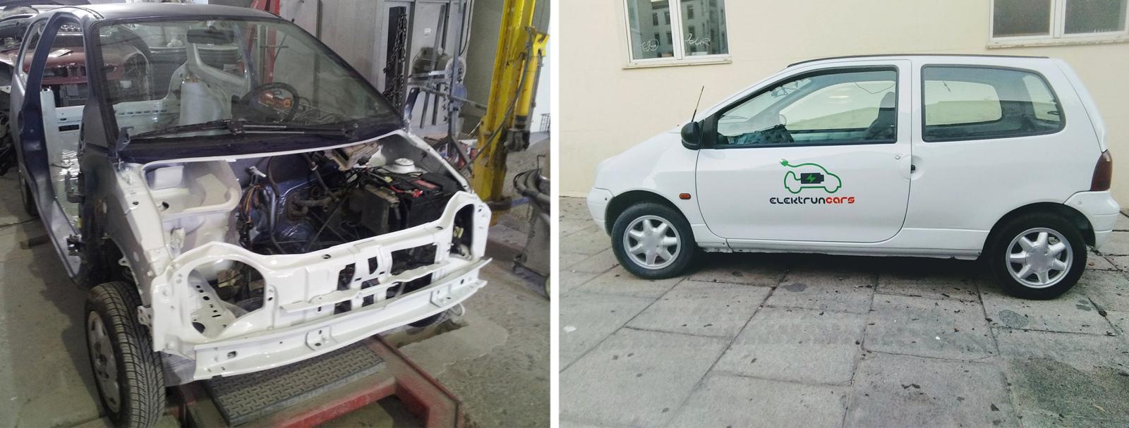 Tu coche de combustión puede convertirse en eléctrico