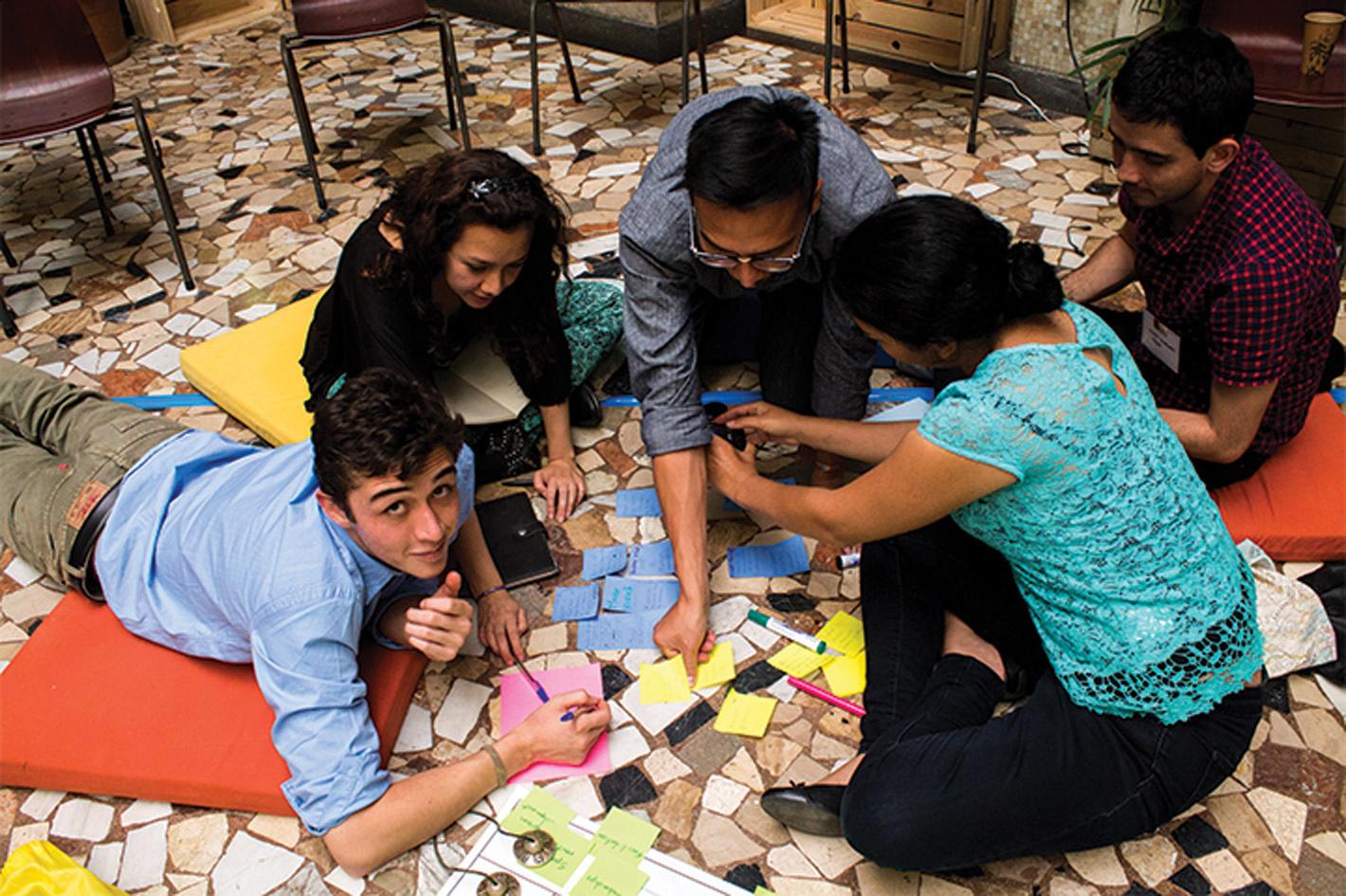 Maratón de ideas para alcanzar los ODS