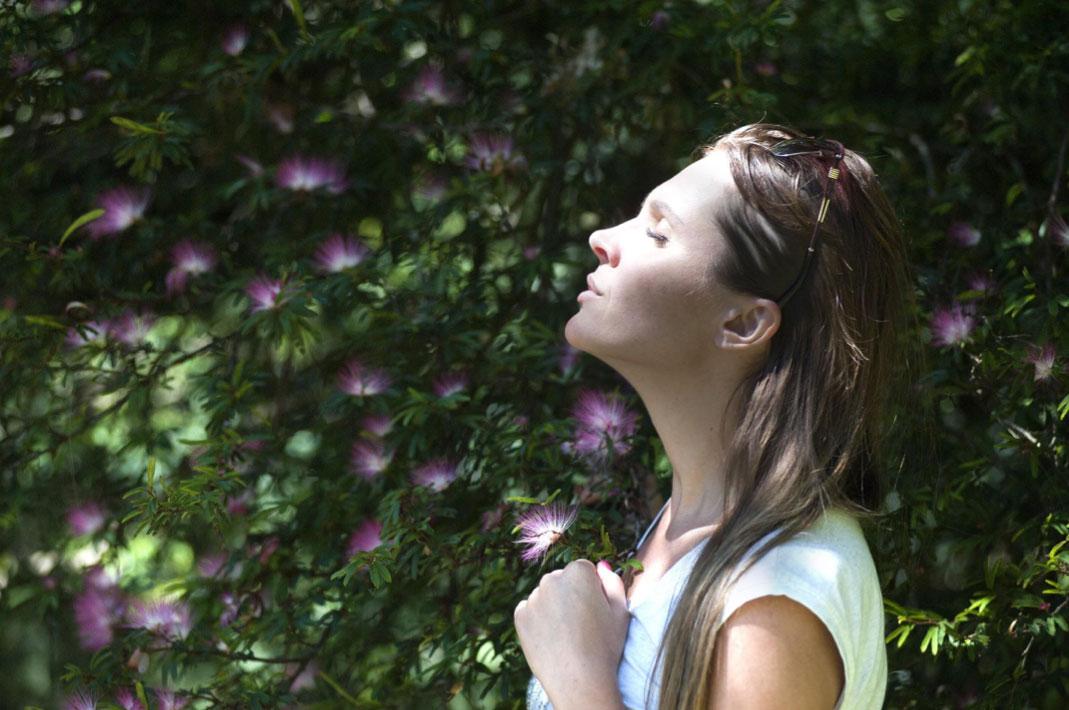 Los efectos negativos de respirar aire seco