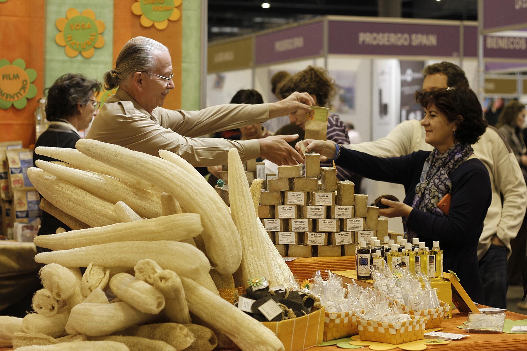 Entradas para Biocultura Madrid El Mundo Ecológico