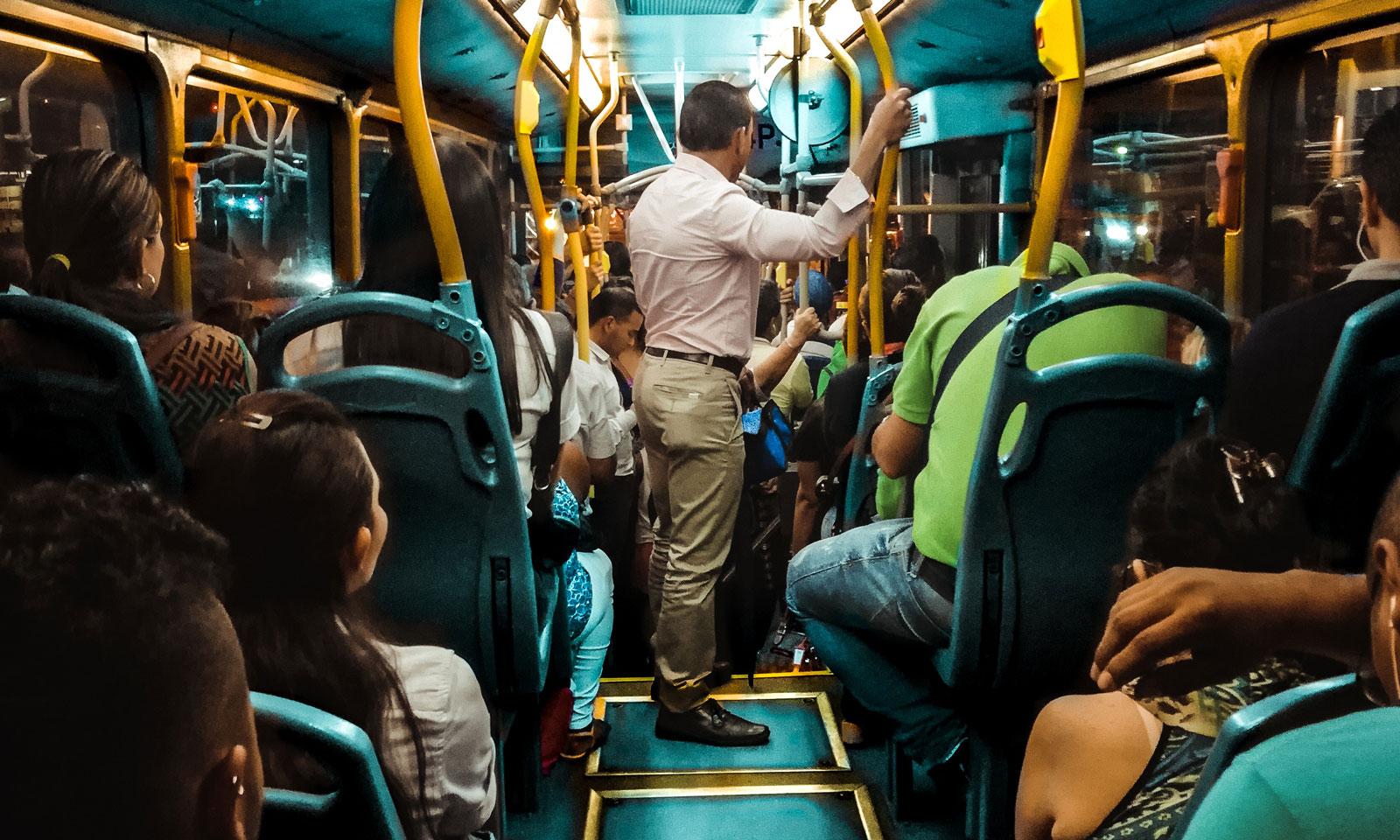 Licenciados en transporte público