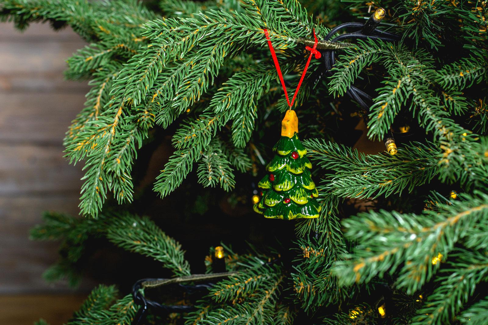 Tú árbol de Navidad puede ser útil después de las fiestas