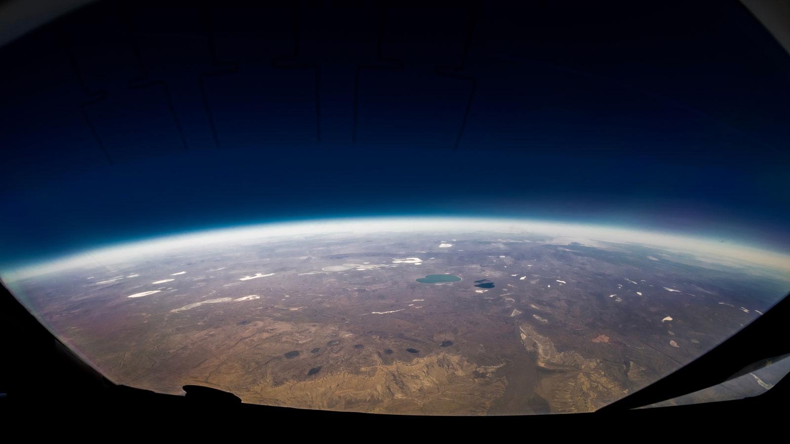 Cambio climático desde el espacio