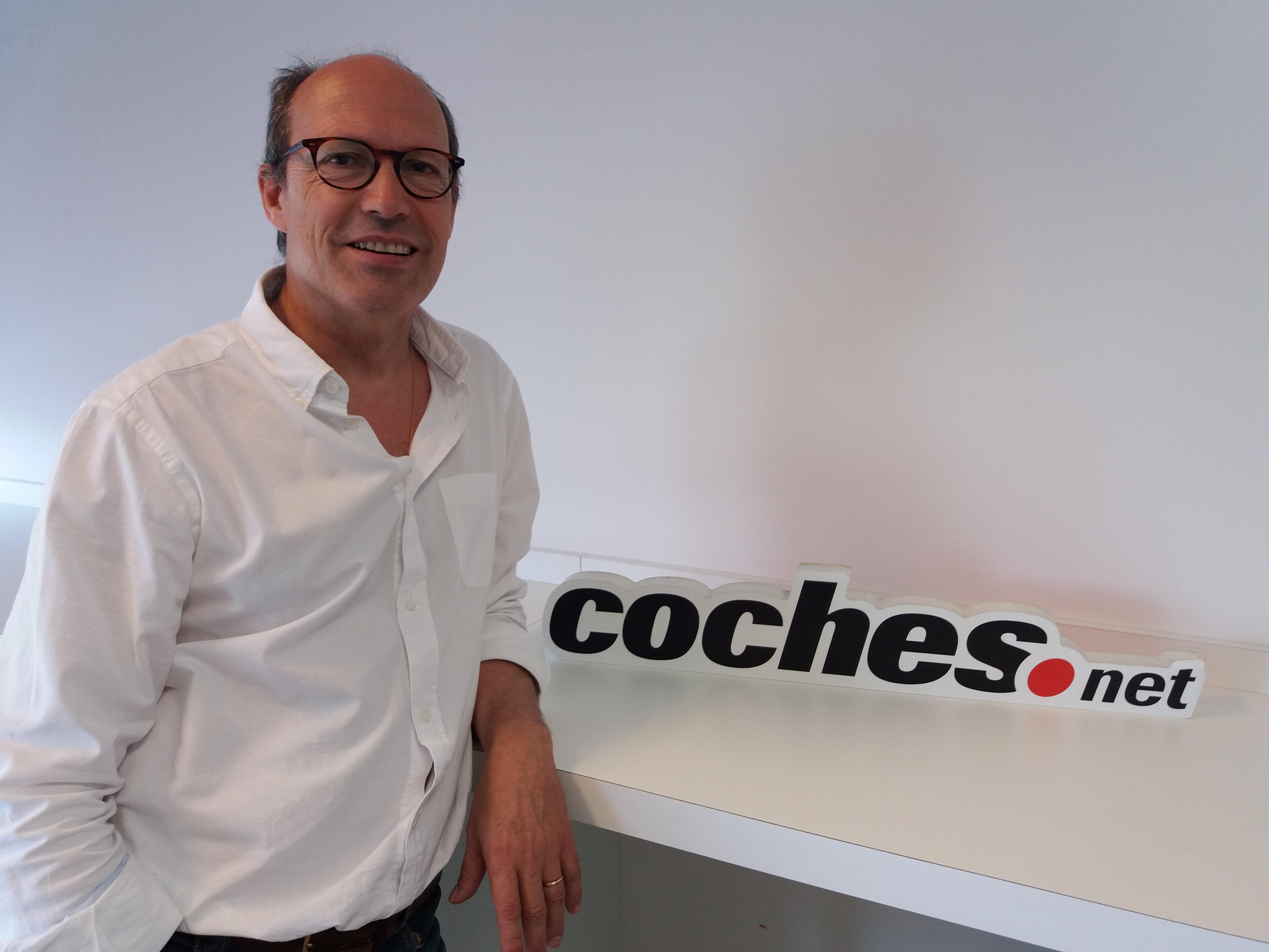 Marcel Blanes, responsable de marketing institucional de coches.net