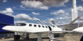 Alice avión electrico pasajeros españa Cristina de Busto Tarragato
