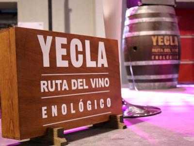 Ruta del vino Yecla