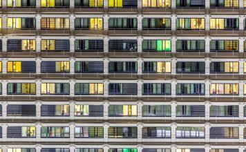 Calefacción central contaminacion edificios españa