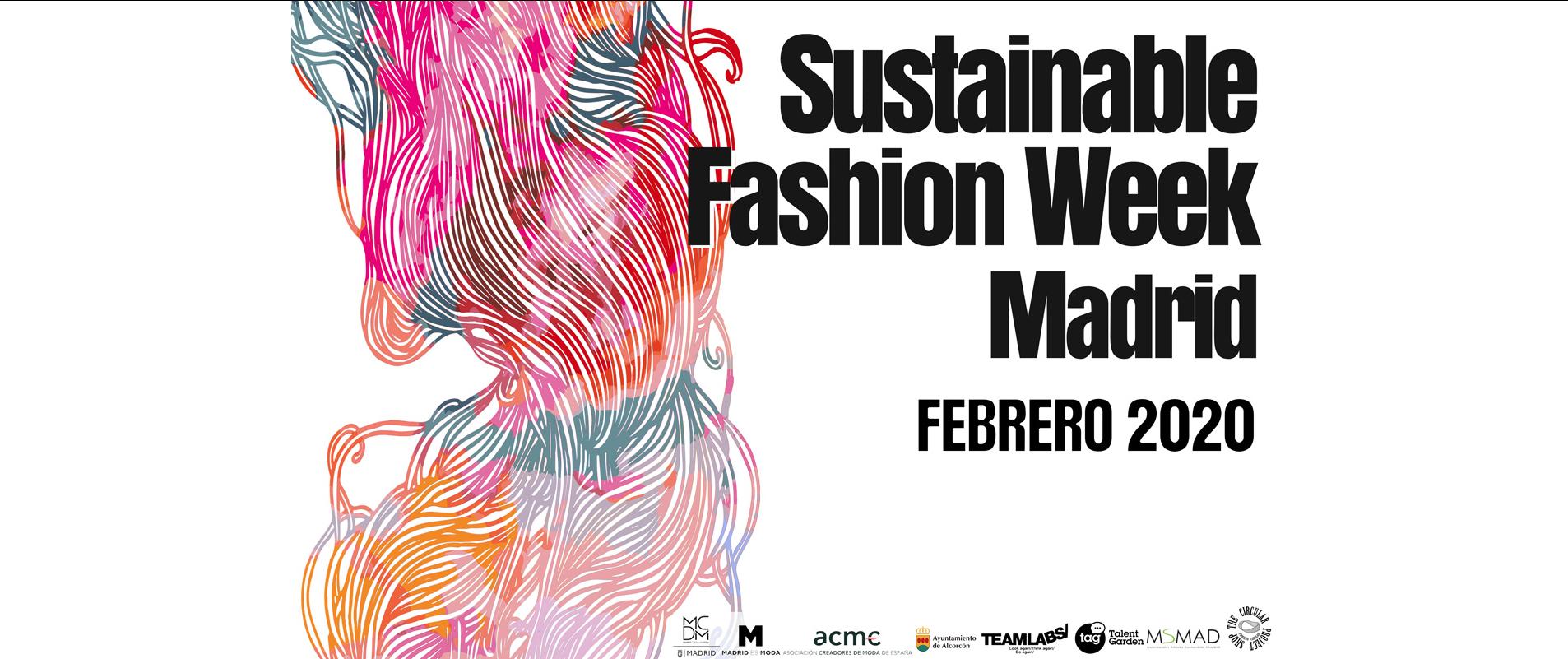 Sustainable Fashion Week 2020 Madrid El mundo ecologico moda sostenible