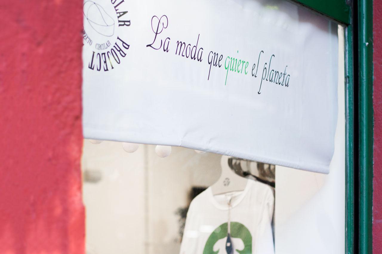 The Circular Project Moda sostenible Madrid