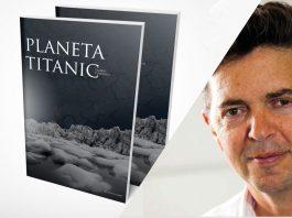 Jesús Linares planeta Titanic