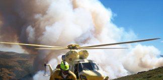 campaña de incendios forestales